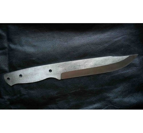 Заготовка для ножа. Клинок под накладки №51