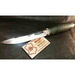 Нож ручной работы №45